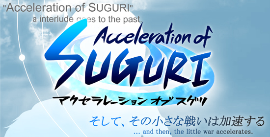 Acceleration of SUGURI